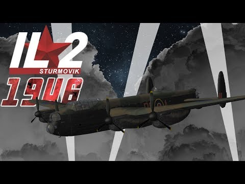 IL-2 1946: Operation Gomorrha #1 Bomber Command