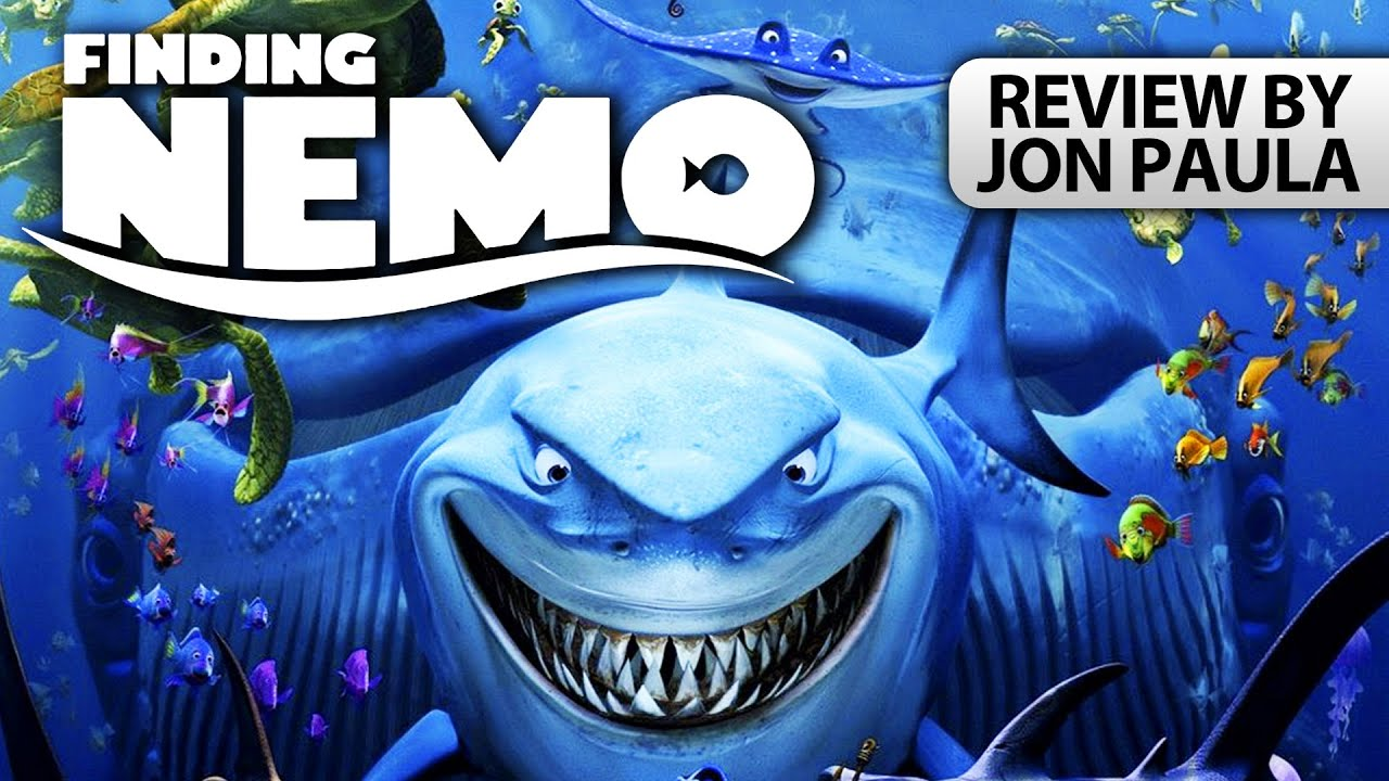 finding nemo movie review I don't know anyone who has not seen finding nemo this is a great go-to movie to  on my review noting this  finding dori, i had to watch finding nemo.