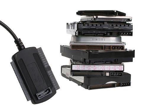 Переходник IDE/SATA 2 USB обзор [AliExpress]