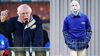 New Fashion Line Inspired By... Bernie Sanders???
