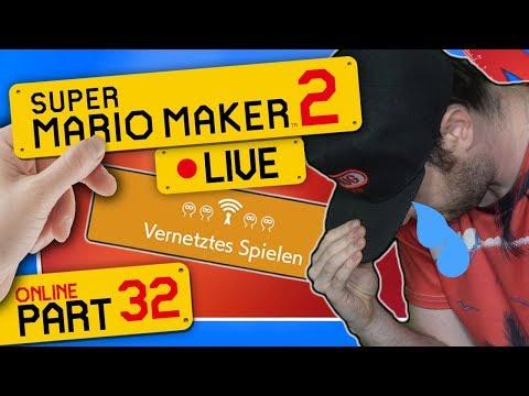 🔴 SUPER MARIO MAKER 2 ONLINE 👷 #32: Dieser Stream Hat Mich Gebrochen...