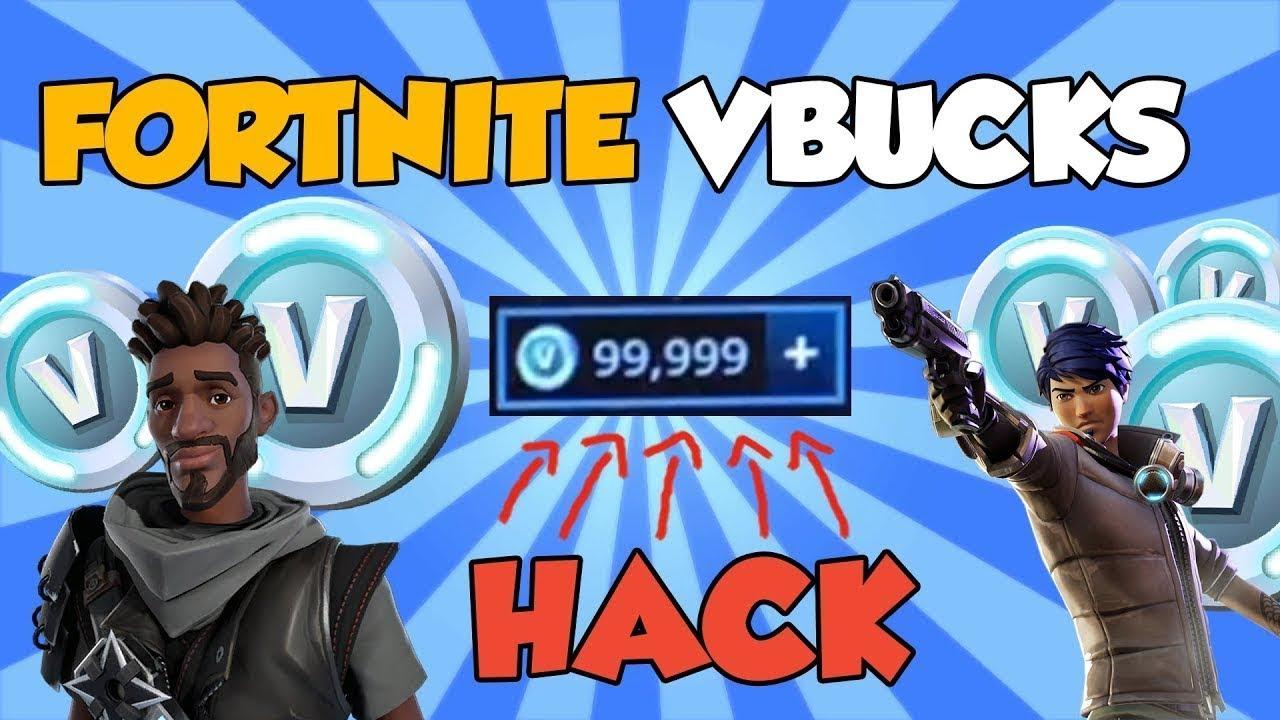 *2018 Fortnite FREE V Bucks UNLIMITED hack 2018 New method ...