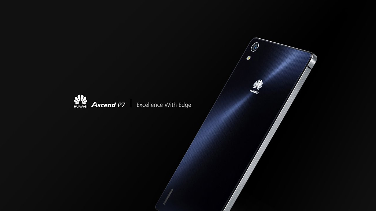 huawei ascend p7 unboxing youtube