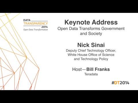 DT2014 - Keynote Address