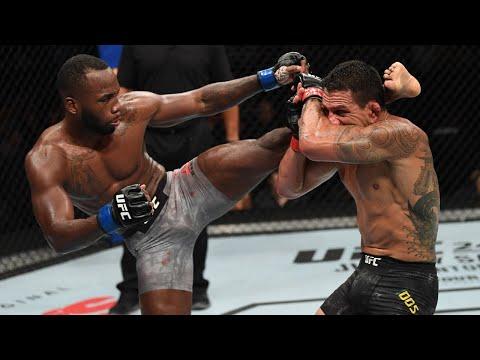 Leon Edwards' 8-fight Win Streak