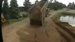 Грузовки фейл / Dump Truck FAIL