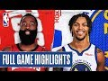ROCKETS at WARRIORS | FULL GAME HIGHLIGHTS | December 25, 2019
