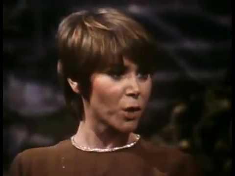 Judy Carne on Johnny Carson's