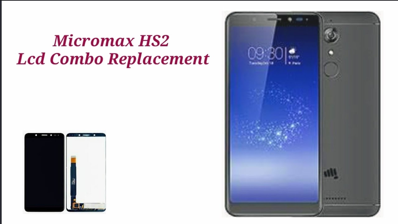 Micromax Hs2 Combo Replacement