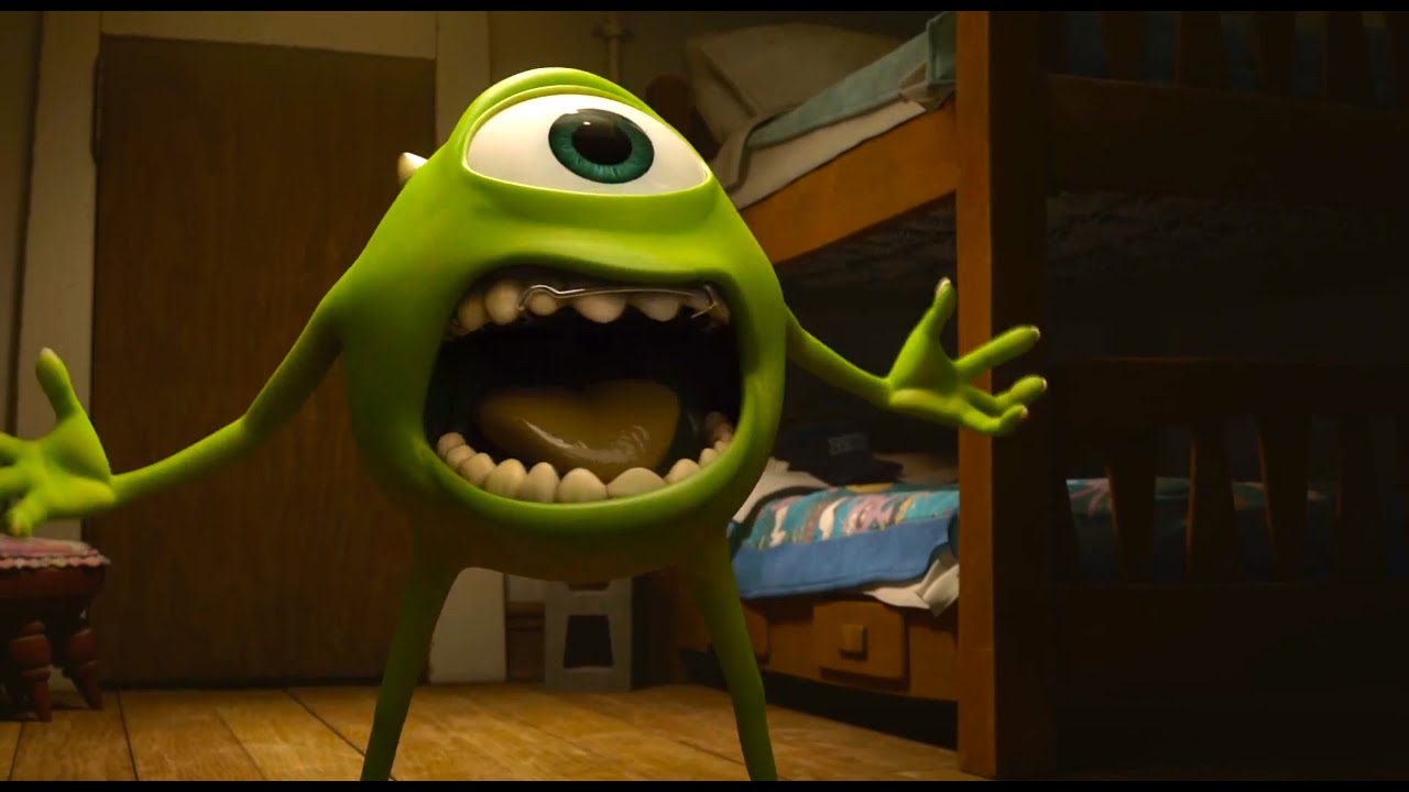 Cute Mike Wazowski Wallpaper Scream Youtube