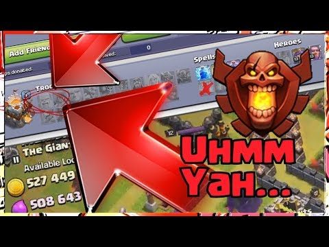 This PLAYER Did NOT CHEAT in Clash Of Clans   TH10 Attack Challenges Wizard HUT CoC Update Strategy