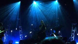 M83- Wait- Live in Dallas, Texas- The Bomb Factory