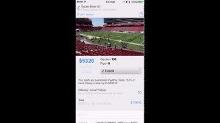 How to Buy Super Bowl 50 Tickets