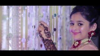 Meghana Half Saree Function  -Teaser
