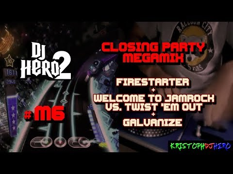 DJ Hero 2 - Closing Party Megamix (Ibiza: Encore) 100% FC [Expert] ...