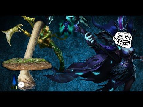 Quatsch Comedy Kluft # 002 # Vogelstrauß-Kali und die unsterbliche Leblanc