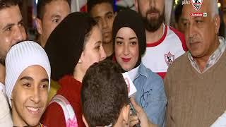 كواليس من ردود أفعال جماهير الزمالك من داخل ستاد القاهرة عقب الفوز على الترجي -تغطية خاصة