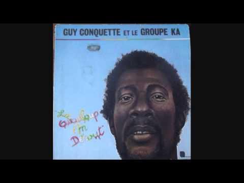 GUY CONQUETTE et le groupe KA live