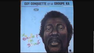 """GUY CONQUETTE et le groupe KA live""""gwadloup en dérout"""" gwo ka"""