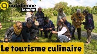 Le tourisme culinaire - La Quotidienne la suite