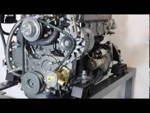 Yanmar engine 3t72ha