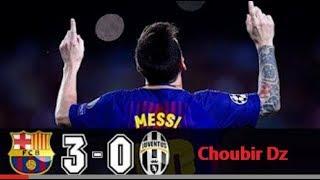 Barça vs juventus (3-0) champions league 2017 / 2018