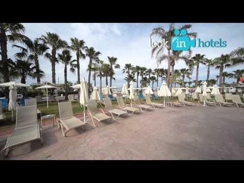 Anastasia Beach Hotel 4* (Анастасия Бич Отель) - Protaras, Cyprus (Протарас, Кипр)
