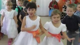 Осенний бал у Саши и Жени!  Парад шляпок! Видео для детей. 2018 год.