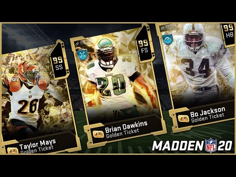 Ranking The Best FREE Golden Tickets To Choose + Opening Our Free GT Pack!