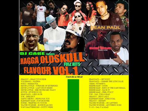 The Best of Ragga Oldskull Flavour Vol 1. (Full Hits)
