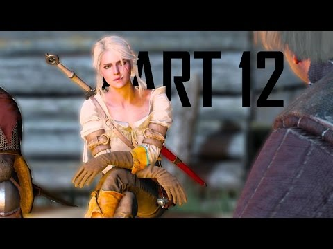 The Witchers 3- Part 12  She is like a Wind!!