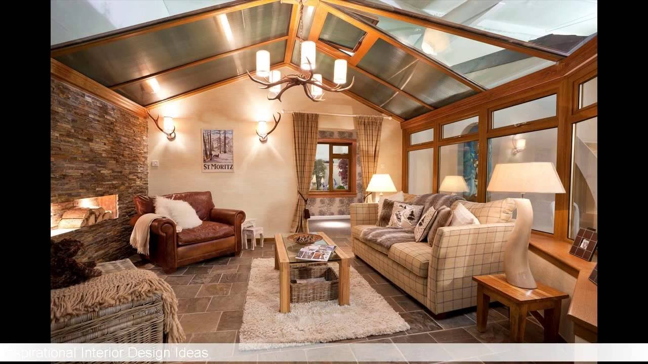 Interior Design Ideas Conservatory - YouTube