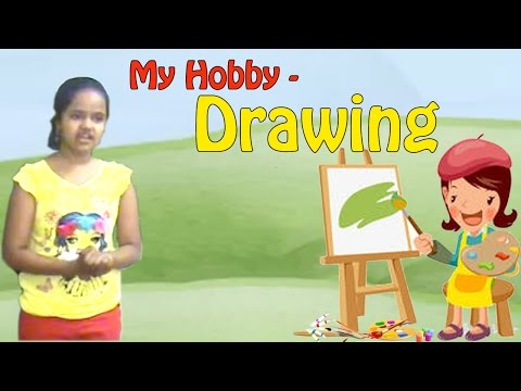 speech on my hobby You can write an oral speech about your hobby by starting about what is your hobby and why you like it as an hobby.