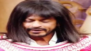 Comedy Nights Bachao | Shahrukh Khan Sports a Girly Avatar & It's Absolutely Hilarious