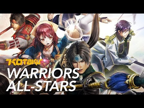 Warriors All-Stars Is A Video Game Yard Sale
