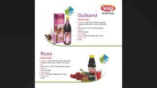 Yogi Nutrition Product Video