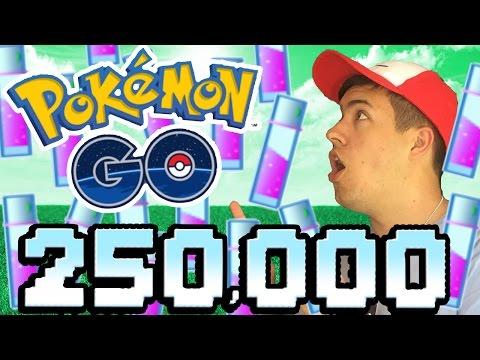 Pokemon GO | WORLD RECORD 250,000 STARDUSt! MAX LEVEL POKEMON!