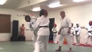 Kalina Bradley Karate Black Belt Test 12-19-14
