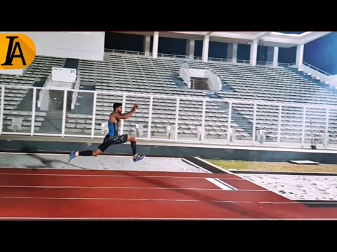 Arpinder Singh's🇮🇳 Training Session Jump's At Asian Games 2018