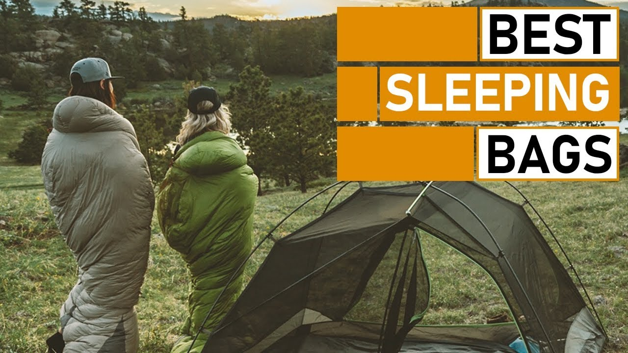 Best Sleeping Bags to Buy for Backpacking