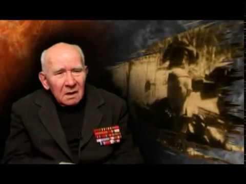 19 Герой Юрий Опарин, пехотинец и огнемётчик