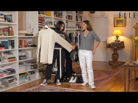 #ELLETeam: Cum Să Porți Puloverul Din Lână în Două Feluri Diferite