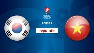 FULL | U19 HÀN QUỐC - U19 VIỆT NAM | Vòng Loại 2 Giải Bóng đá U19 Nữ Châu Á 2019 | VFF Channel