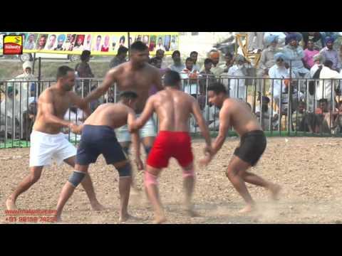 DHIANPUR (Ropar) !! KABADDI CUP - 2015 !! OPEN !! Full HD !! Part 1st.