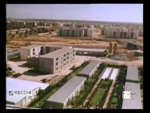 Edilizia industrializzata a Tripoli Libia