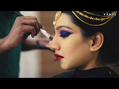 Indian Wedding, Bridal Makeup - Vurve Salon, Chennai