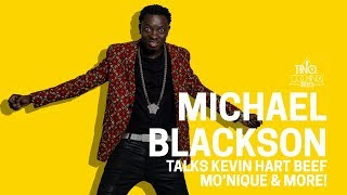 Michael Blackson talks Kevin Hart beef, Monique and more!