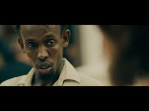 Pirates of Somalia - UK trailer starring Evan Peters, Barked Abdi, Melanie Griffith and Al Pacino