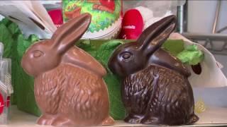 الجزيرة هذا الصباح-بيض عيد الفصح وحلوى الأرانب الذهبية