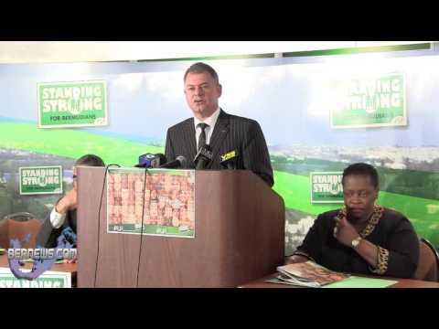 Q&A At PLP Press Conference, Dec 7 2012